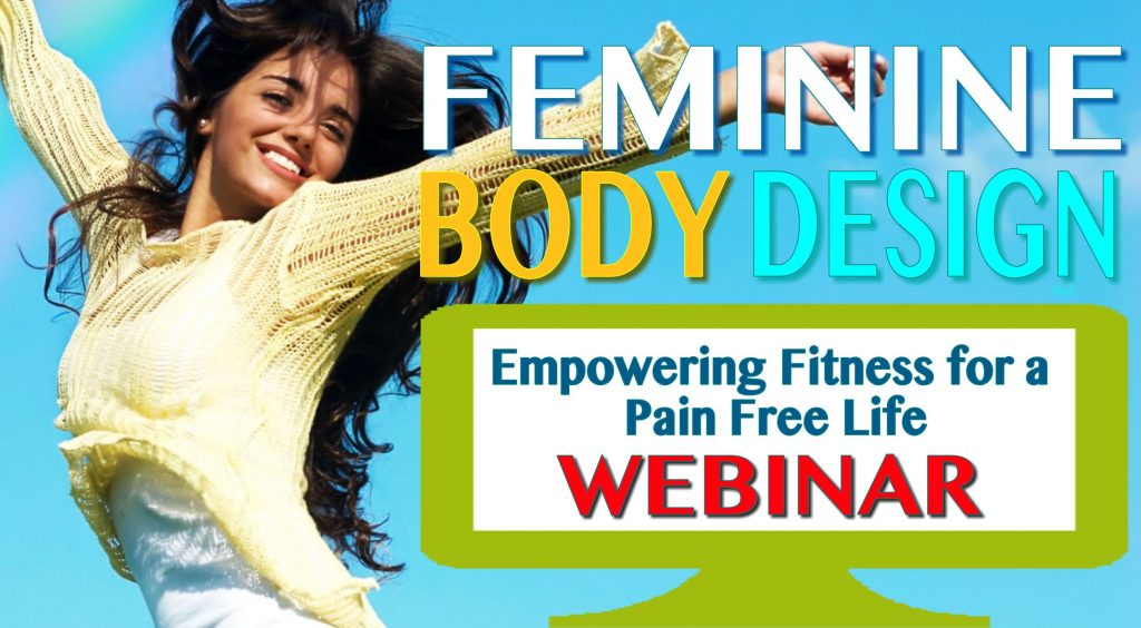 register to Feminine Body Design webinar