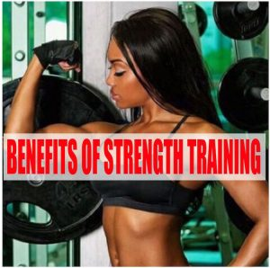 benefits of strength training for women's health