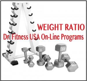 weight ratio