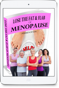 ose the fat & flab of menopause