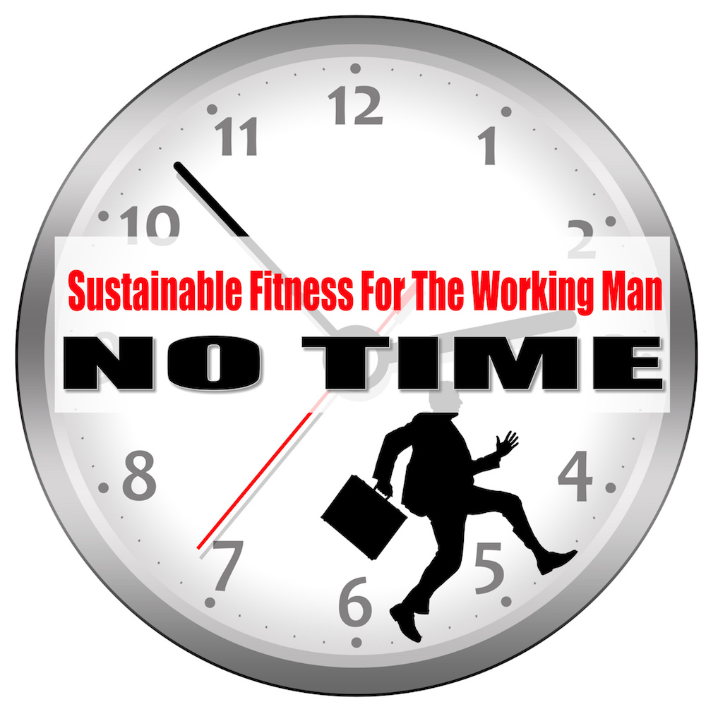 no time for fitness? Problem solve!