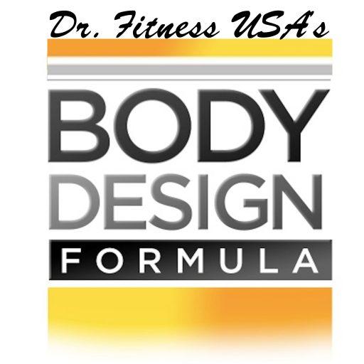 Dr Fitness USA Logo
