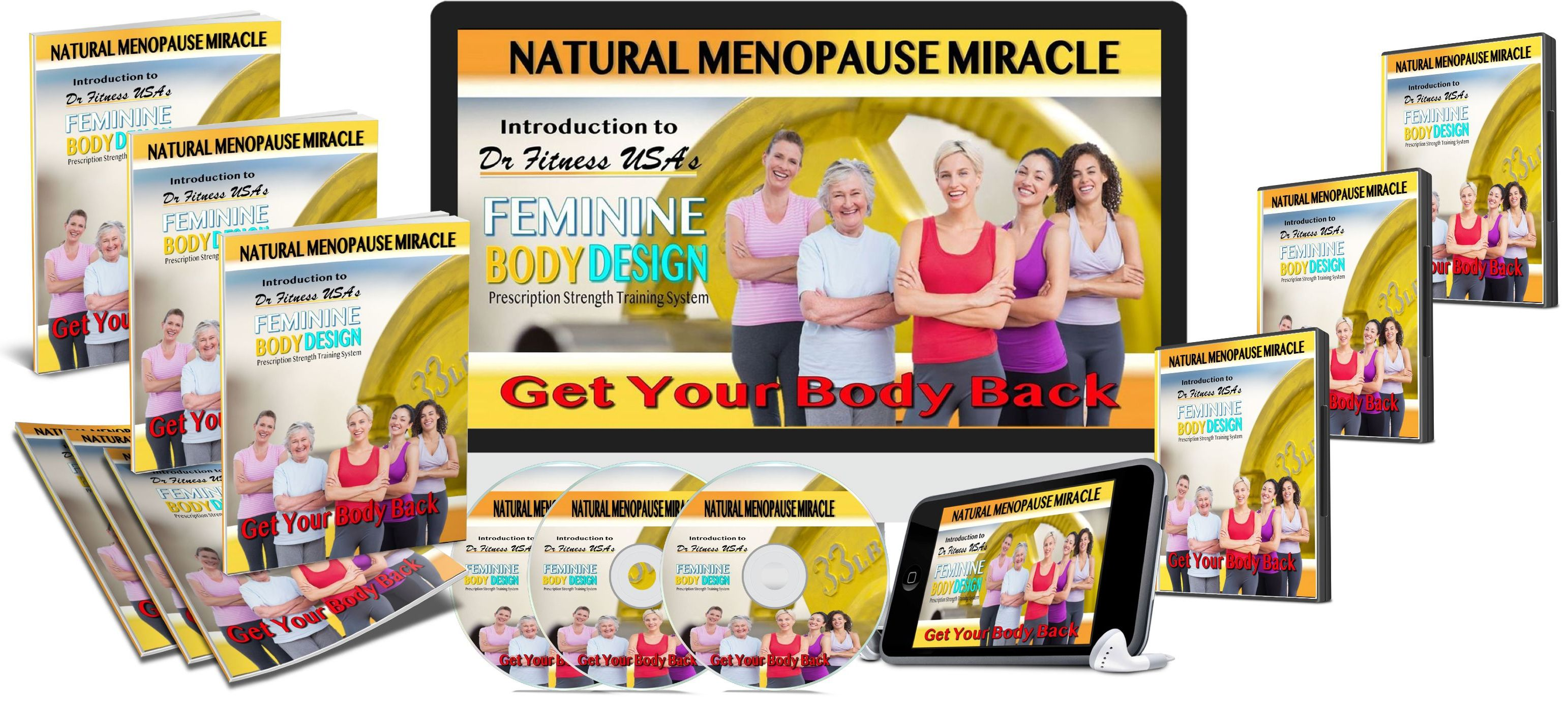 menopause miracle combo banner
