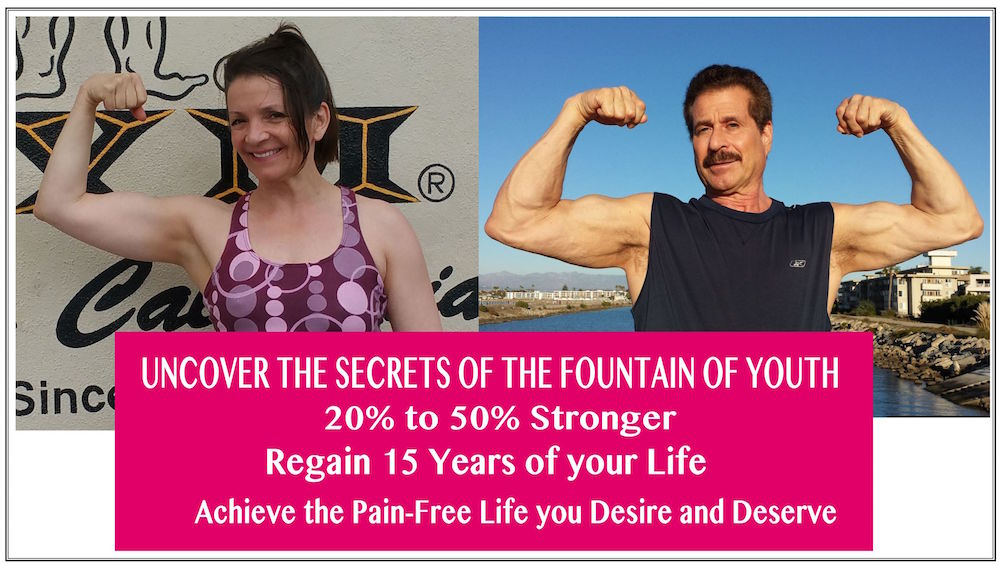 Dr. Fitness USA founders