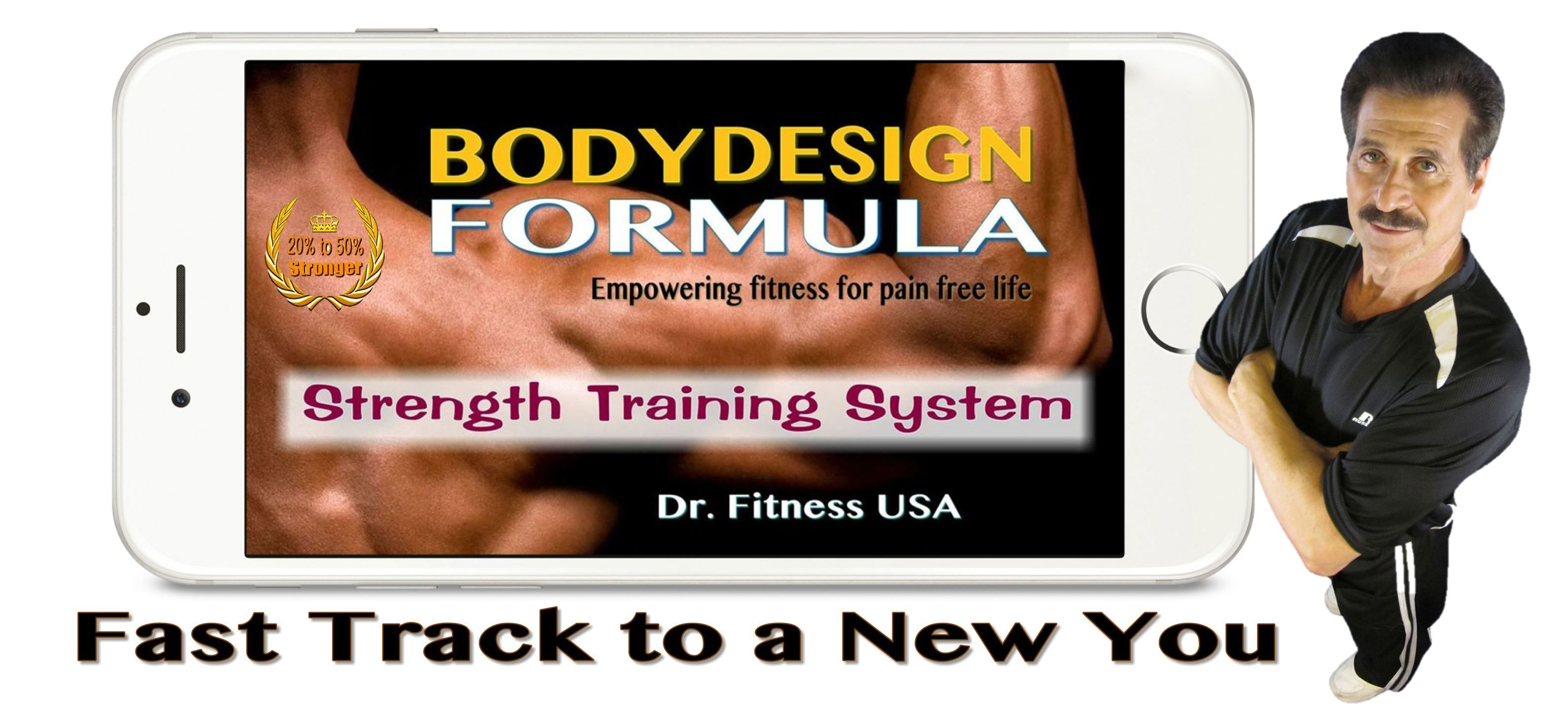 Fast track to a new you with Dr. Fitness USA