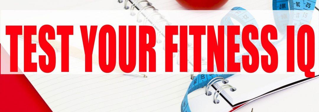 test fitness IQ