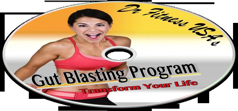 gut blasting diet audio